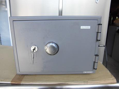 キング工業 耐火金庫 50kg