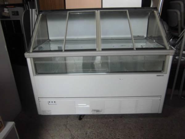 サンヨー 冷凍ショーケースSCR-WF1500N