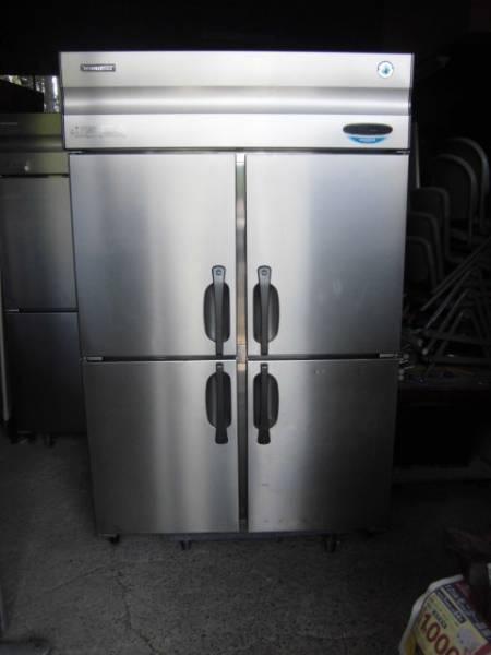 ホシザキ 4ドア冷蔵庫 HR-120X3
