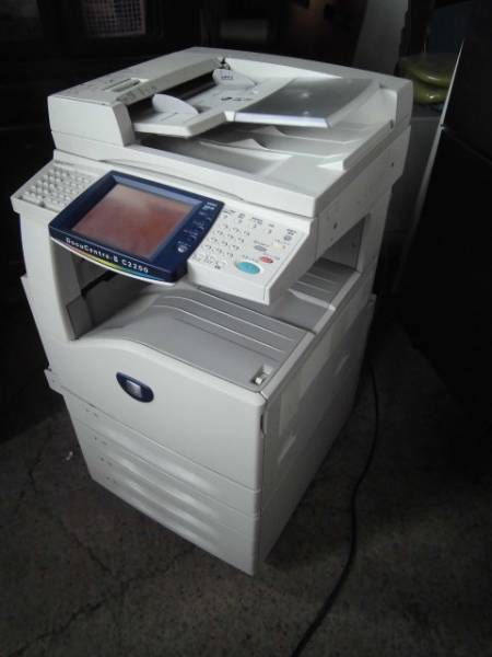 XEROX カラーコピー機 DOCUCENTER�V C2200